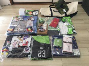 東京ヤクルトスワローズの福袋の中身2019-15-1