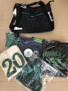 松本山雅FCの2019-福袋の中身