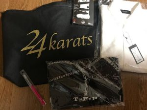 24karatsの福袋の中身2019-10-1