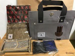 犬印鞄製作所の2019-福袋の中身