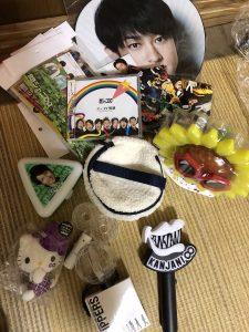関ジャニ∞の福袋の中身2019-2-1