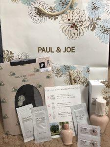 ポール&ジョーの2019-福袋ネタバレ