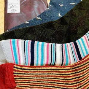 靴下屋の2019-福袋の中身