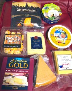 チーズオンザテーブルの福袋の中身2019-3-1