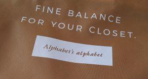 アルファベッツアルファベットの2019-福袋の中身
