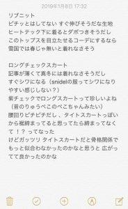 スナイデルの2019-福袋ネタバレ