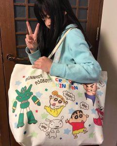 クレヨンしんちゃんの2019-2020福袋の中身