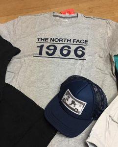 ノースフェイスの福袋2019-5-3