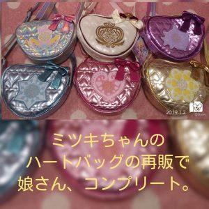 魔法戦士マジマジョピュアーズの福袋を公開2019-15-4