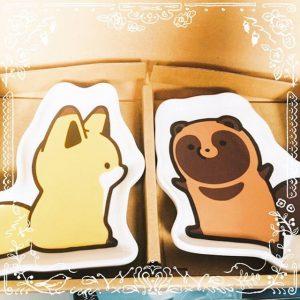 タヌキとキツネの2019-10福袋の中身-5