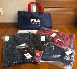 FILAの福袋の中身2019-13-1