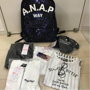 アナップの2017-福袋ネタバレ