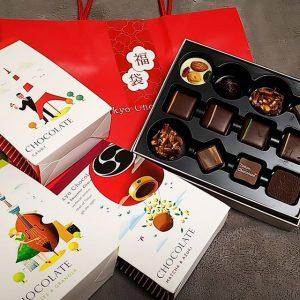 トーキョーチョコレートの福袋ネタバレ2019-1-2