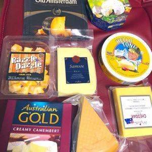 チーズオンザテーブルの福袋の中身2019-1-1