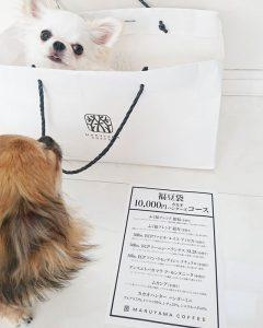 丸山珈琲の福袋を公開2019-10-4