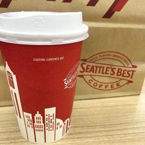 シアトルズベストコーヒーの福袋の中身2019-3-1