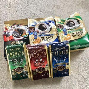 キーコーヒーの福袋2019-12-3