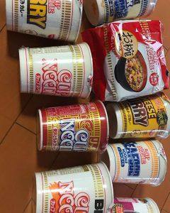 日清食品の2019-福袋ネタバレ