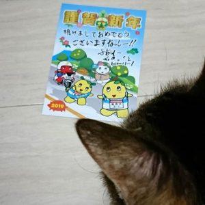 ふなっしーの福袋の中身2019-12-8