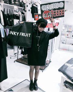ファンキーフルーツの福袋ネタバレ2017-11-2