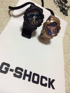 G-SHOCKの福袋ネタバレ2016-10-2