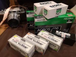 カメラはスズキ。の2019-福袋の中身