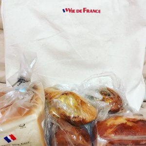 ヴィドフランスの福袋の中身2019-9-1