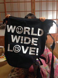ワールドワイドラブの福袋の中身2016-9-1