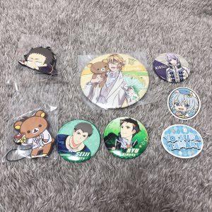 アニメイトの福袋2019-12-3