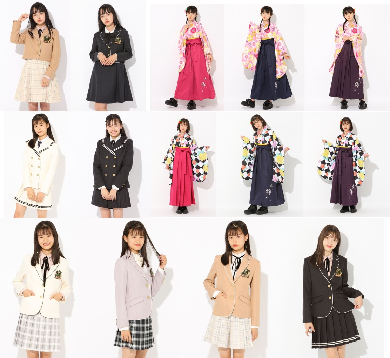 【2019.9.27~予約開始】2020年のレピピアルマリオの卒服を買うなら今!