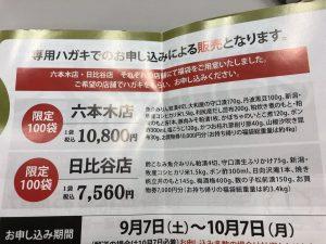鈴波の福袋ネタバレ2019-1-2