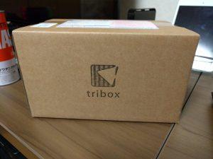 triboxの福袋の中身2018-1-1