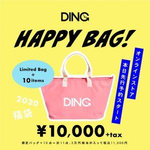 ディングの福袋の中身2020-9-1