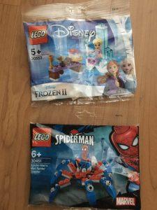 レゴの福袋の中身2020-12-1