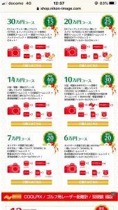ニコンの福袋ネタバレ2020-9-2