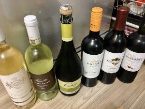 エノテカのワインの福袋の中身2020-5-1