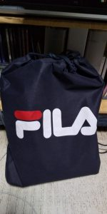 FILAの福袋の中身2020-6-1