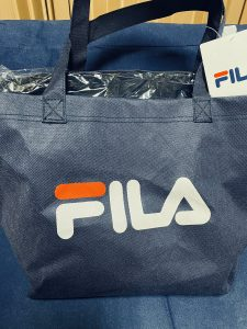 FILAの福袋の中身2020-4-1