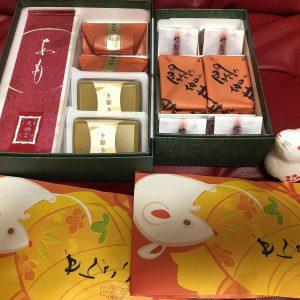 和菓子の叶 匠壽庵の福袋の中身2020-2-1