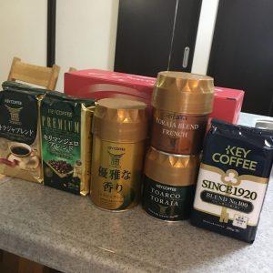 キーコーヒーの福袋ネタバレ2020-5-2