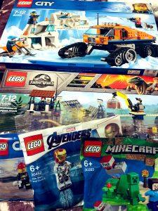 レゴの福袋の中身2020-8-1