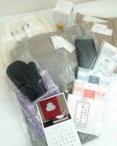 中川政七商店の福袋の中身2020-8-1