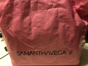 サマンサタバサの福袋の中身2020-11-1