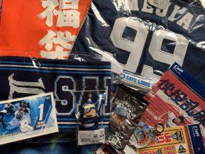 埼玉西武ライオンズの福袋の中身2020-1-1