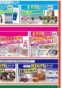 ヤマダ電機の福袋ネタバレ2020-12-2