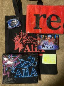 AliAの福袋の中身2020-4-1