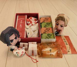 和菓子の叶 匠壽庵の福袋の中身2019-8-1