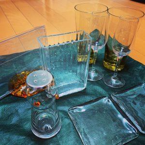 スガハラガラスの福袋の中身2020-4-1
