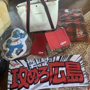 広島東洋カープの福袋の中身2020-8-1