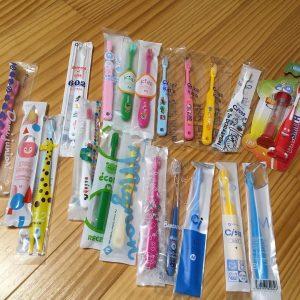 歯ブラシの福袋2020-8-3
